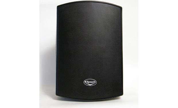 Klipsch AW-525 Black (sold in pairs; one speaker pictured)