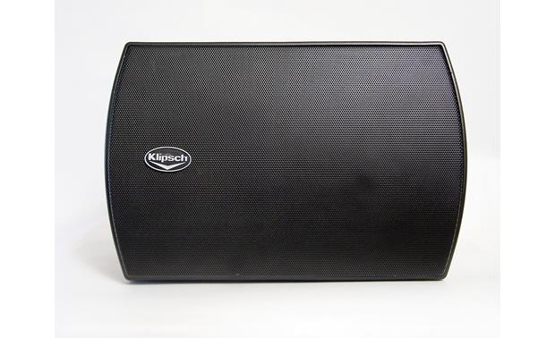Klipsch AW-525 Horizontal view (black)