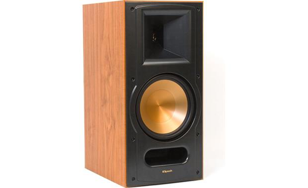 klipsch reference rb 81 ii cherry bookshelf speaker at. Black Bedroom Furniture Sets. Home Design Ideas
