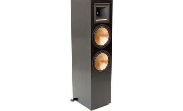 Klipsch Reference RF-7 II Black ash with grille off