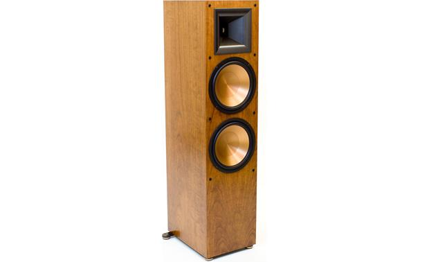 Klipsch Reference RF-7 II Cherry with grille off
