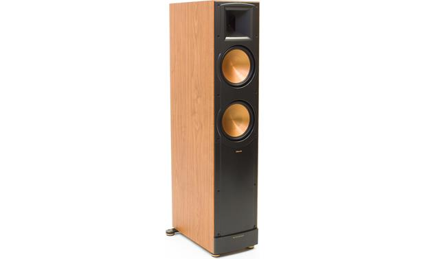 klipsch reference rf 82 ii cherry floor standing speaker. Black Bedroom Furniture Sets. Home Design Ideas