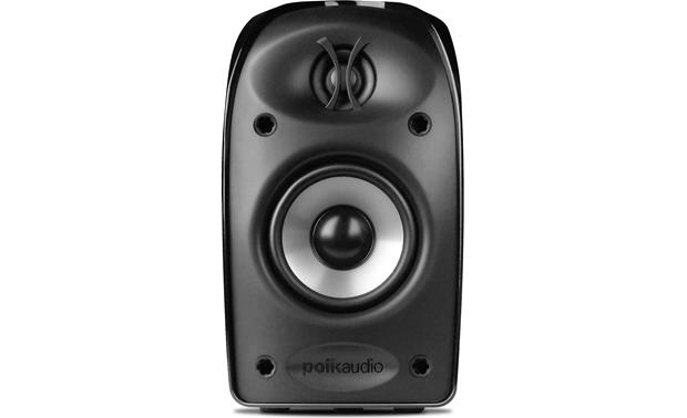 Polk Audio Blackstone™ TL1 Black with grille off