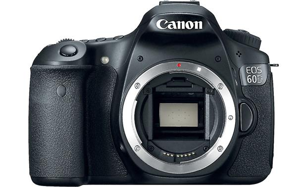 Canon EOS 60D (no lens included) Front