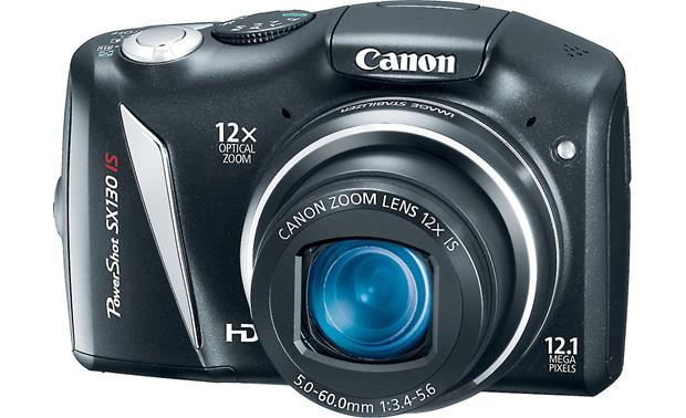 Canon PowerShot SX130 IS Front