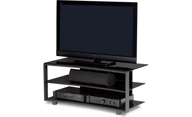 BDI Vexa 9234 Black finish (TV and Components not included)