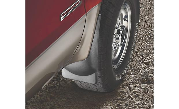 WeatherTech Dually Mud Flaps Other