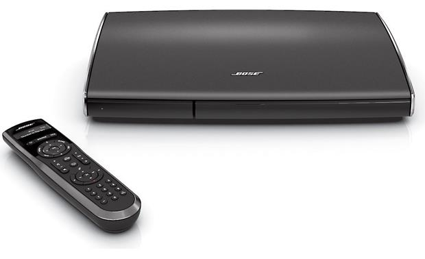 Bose® Lifestyle® 235 home entertainment system Control console and remote