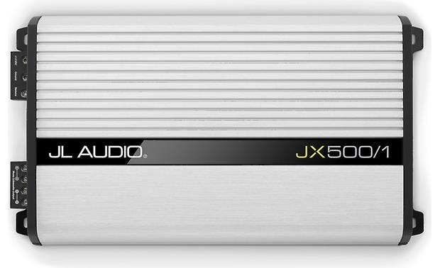 jl audio jx500 1 manual