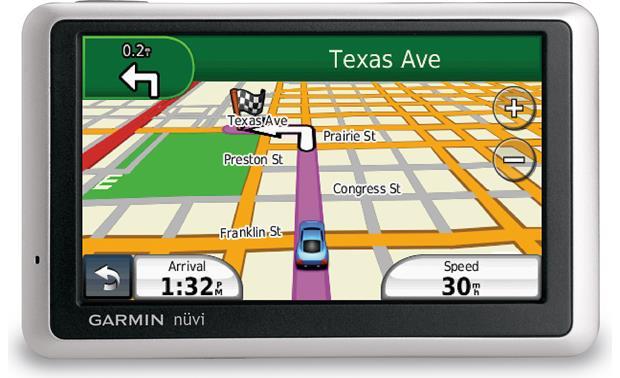 garmin n vi 1300lm portable navigator with lifetime map updates at rh crutchfield com Garmin Nuvi 1300 Software Update Edit Garmin Nuvi 1300