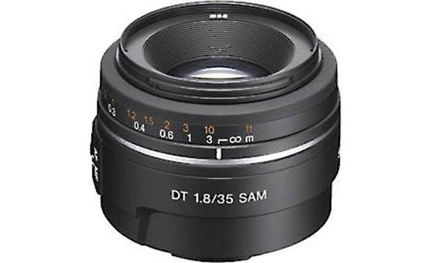 Sony SAL35F18 DT 35mm f/1.8 Front