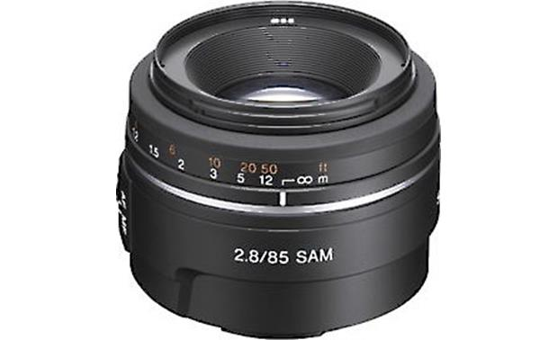 Sony SAL85F28 85mm f/2.8 SAM Front