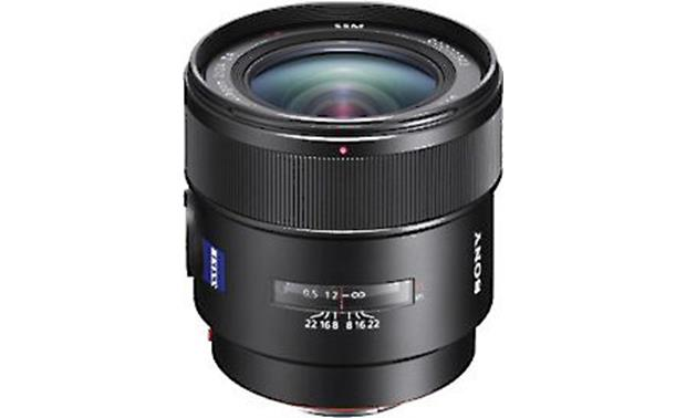 Sony SAL24F20Z 24mm f/2.0 Lens Front