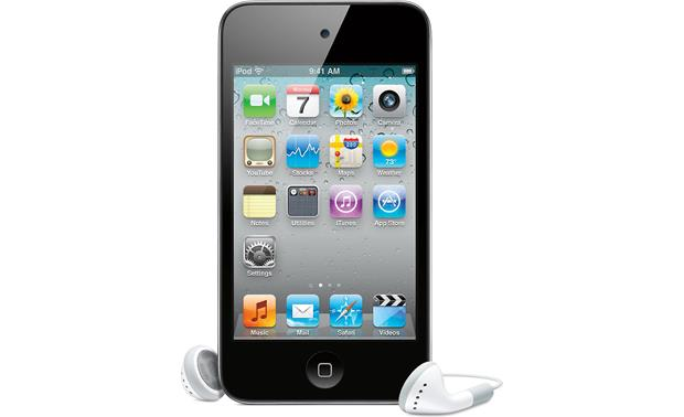 Apple 64GB iPod touch® Front
