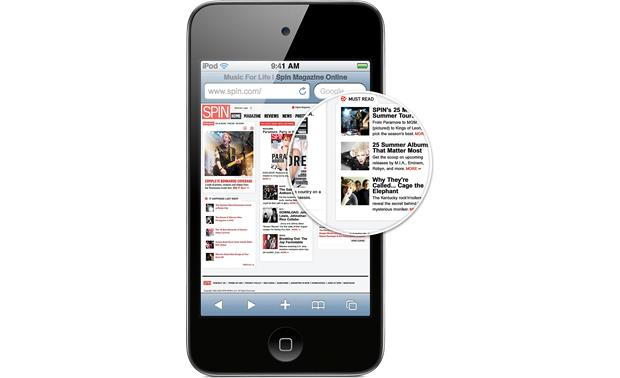 Apple 64GB iPod touch®