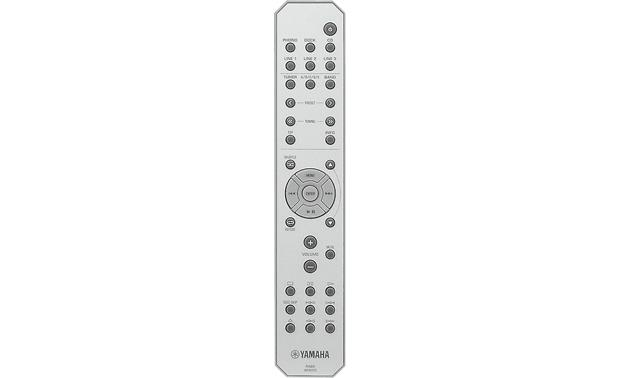 Yamaha A-S500 remote control