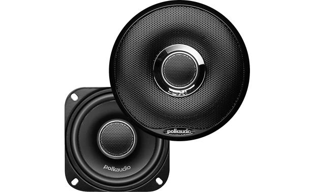 Polk Audio DXi400 Front