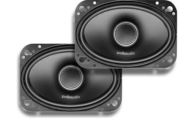 Polk Audio DXi460 Front