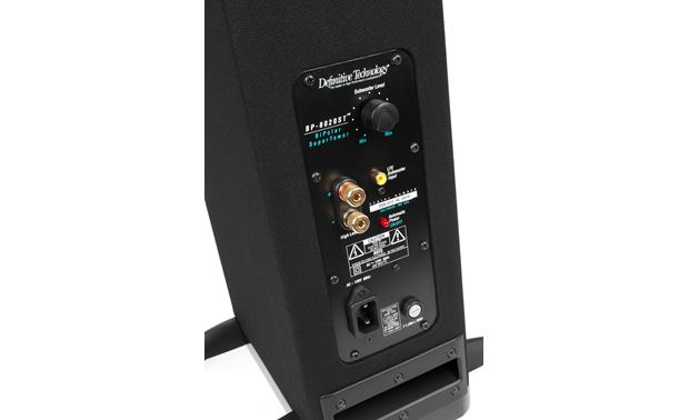 Definitive Technology BP-8020ST Back connection panel
