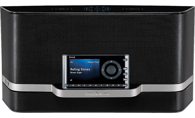 SiriusXM Portable Speaker Dock Front