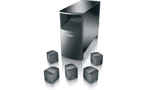 Bose® Acoustimass® 6 Series III home entertainment speaker system Front