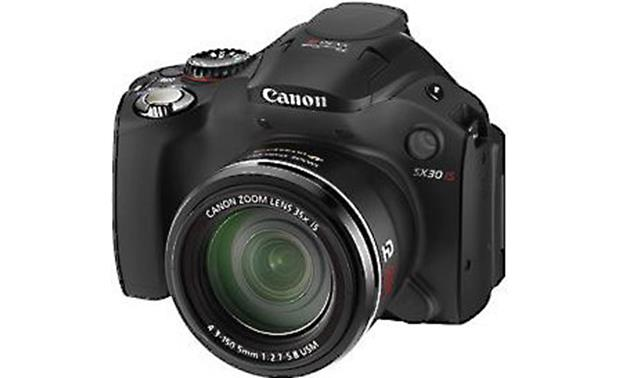Canon PowerShot SX30 IS Front