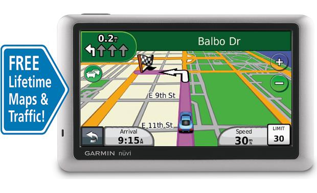 garmin n vi 1450lmt portable navigator with free lifetime traffic rh crutchfield com Garmin Nuvi 1450 Manual English Garmin Nuvi 1450 Specifications