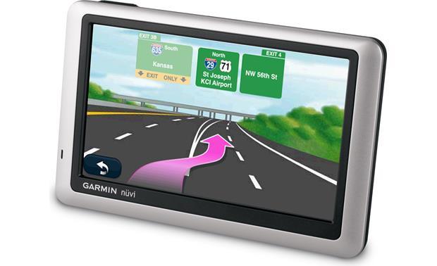 garmin n vi 1450lmt portable navigator with free lifetime. Black Bedroom Furniture Sets. Home Design Ideas