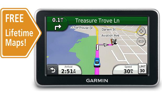 Garmin Map Update Free >> Garmin Nuvi 2300lm Portable Navigator With Free Lifetime Map