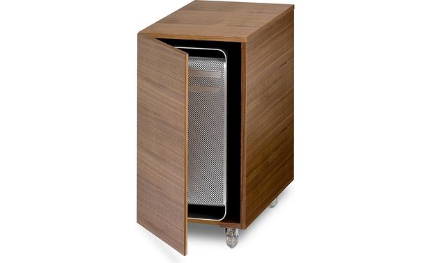 BDI Sequel 6006 Walnut (computer not included)