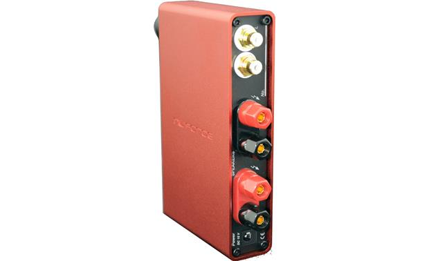 Nuforce Icon Amp Back (red)
