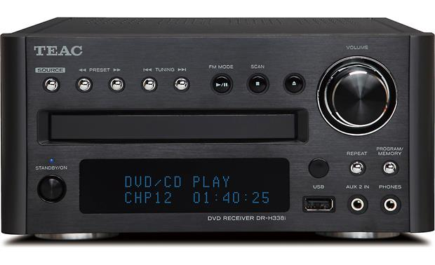 TEAC Reference Series DR-H338i Front