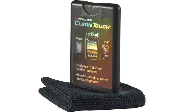 Monster CleanTouch™ for iPad®/iPhone®/iPod® Front