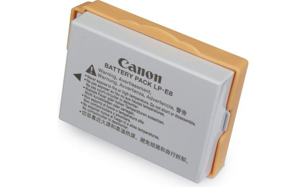 canon lp e8 rechargeable battery for select canon eos rebel cameras at. Black Bedroom Furniture Sets. Home Design Ideas