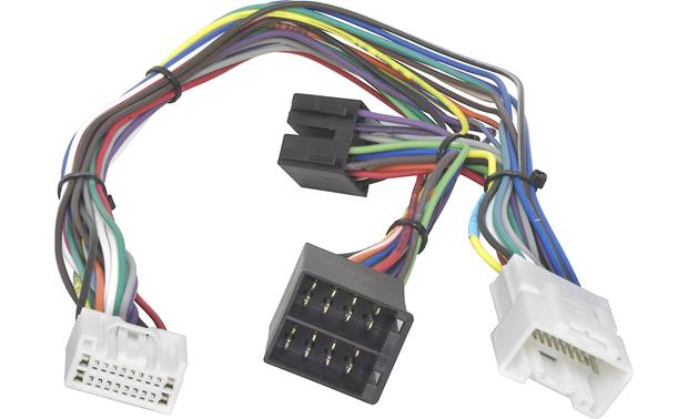 g120BT7005 o_front mitsubishi bluetooth� wiring harness connects parrot bluetooth parrot mki9200 wiring harness at bayanpartner.co