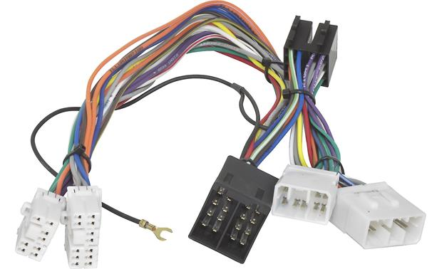 mazda bluetooth® wiring harness connects parrot bluetooth cell mazda bluetooth® wiring harness front