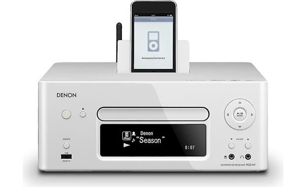 Denon RCD-N7 iPod not included