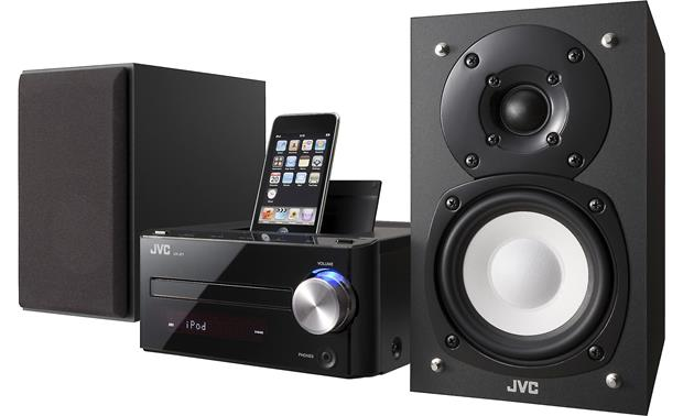 JVC UX-J51 (iPod not included)