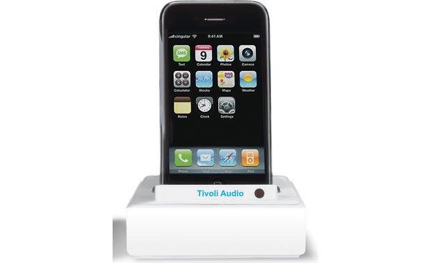Tivoli Audio Connector™ Frost White (iPhone not included)