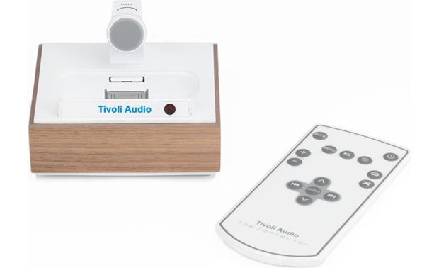 Tivoli Audio Connector™ Walnut, with remote