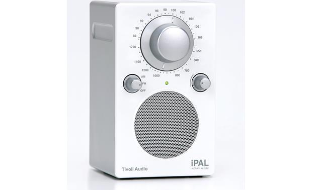 Tivoli Audio iPAL White/Silver