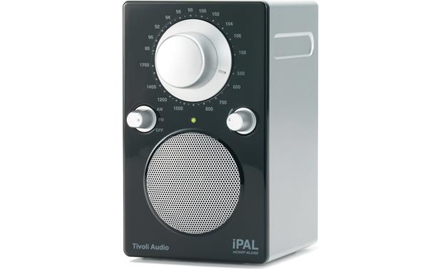 Tivoli Audio iPAL Gloss Black