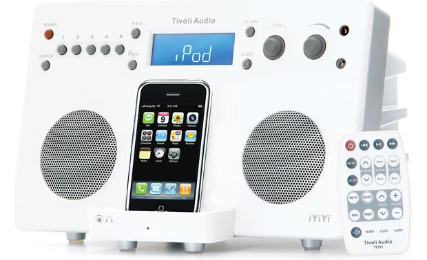 Tivoli Audio iYiYi™ Generation 2 White (iPod not included)