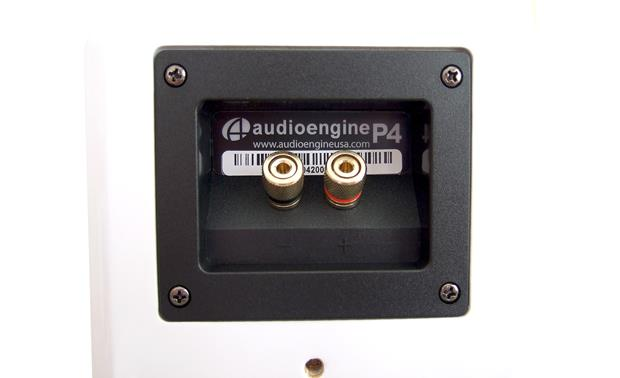 Audioengine P4 White back detail