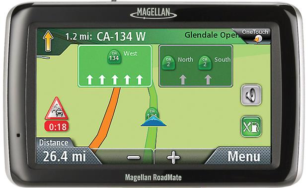 magellan roadmate 3045 lm portable navigator with free traffic rh crutchfield com Magellan GPS Product Magellan GPS Product