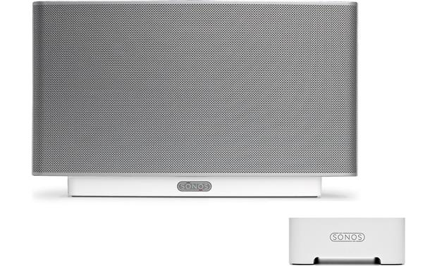 Sonos® Play:5 (S5) Starter Kit S5 (white) and ZoneBridge adapter