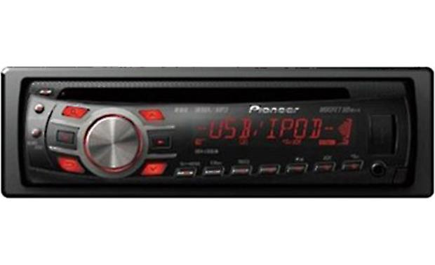 pioneer deh 4300ub cd receiver at crutchfield