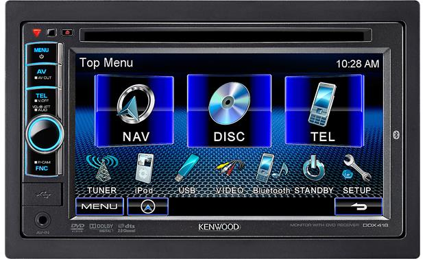 Kenwood ddx418 manual en espanol open source user manual kenwood ddx418 dvd receiver at crutchfield com rh crutchfield com kenwood ddx418 wiring harness diagram kenwood ddx418 back cheapraybanclubmaster Choice Image
