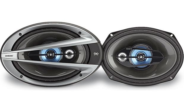 Sony 6x9 Speaker Template