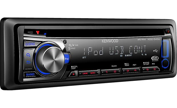 Kenwood KDC-348U on
